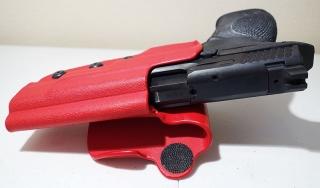 Comptac Paddle Holster Side Profile