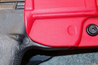 Comptac The International Trigger Guard Right Side