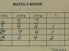 Flagler Cup 2013 Moving Target Scoresheet