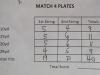 Flagler Cup 2013 Falling Plates Scoresheet