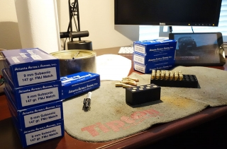 Chamber Checking Match Ammo